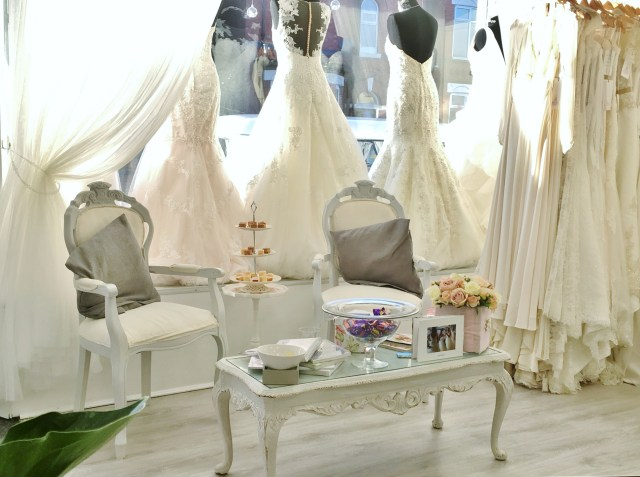 Inside Love Lace Bridal Boutique