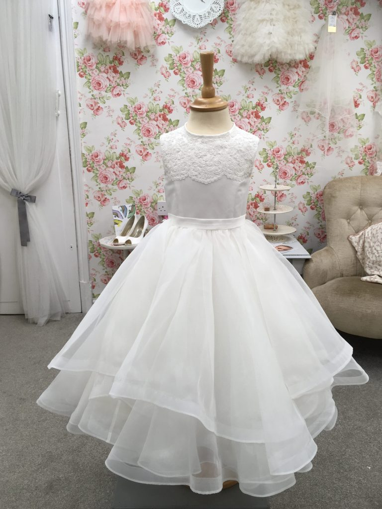 Flower girl dress RDF1040