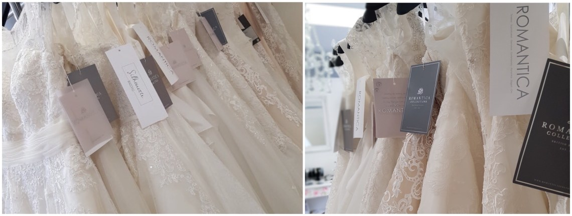 Romantica Wedding Dresses