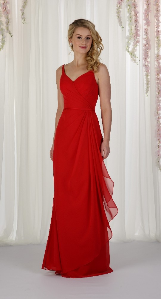 Bridesmaid RDM1067_AppleRed