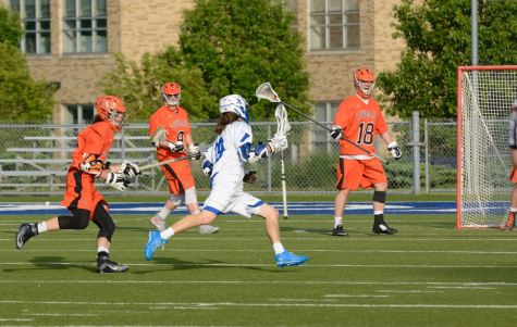 Lacrosse st X - 5
