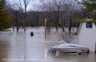 Photo taken at 129 N. Riverside Drive.