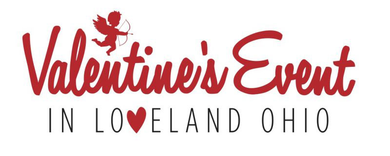 businesses and city celebrate love in loveland oh