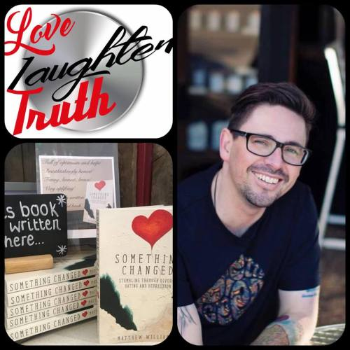 Author Matthew Williams divorce, dating and depression