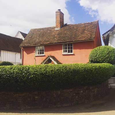 Market Keepers Cottage, Lavenham, Suffolk