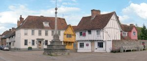 Live in Lavenham, Suffolk