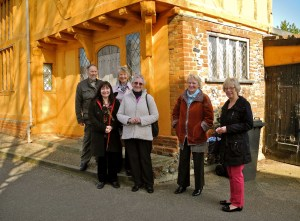 Lavenham Guided Walks