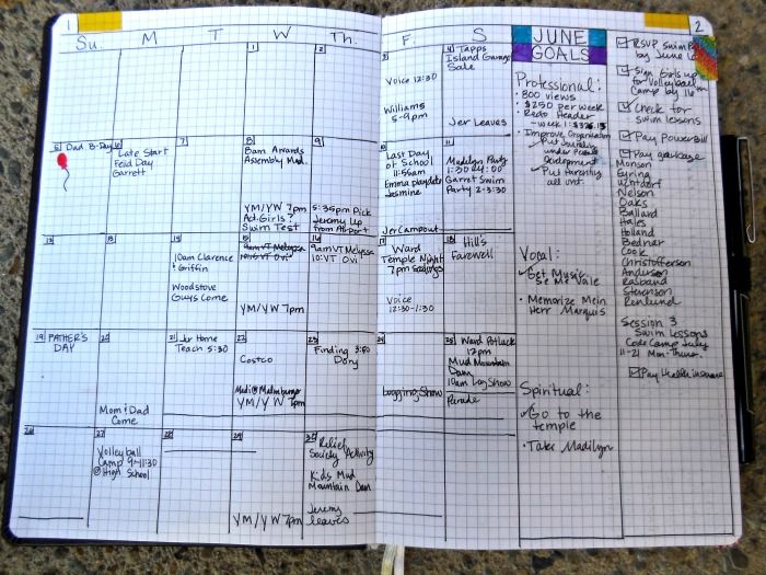 How to start a simple bullet journal