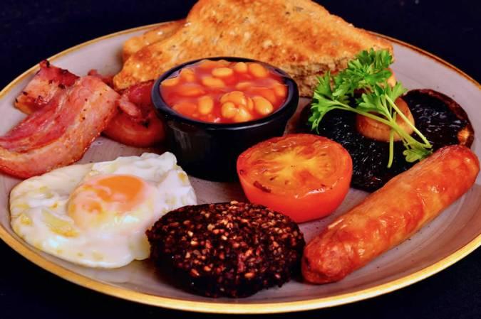 The Smaller Breakfast