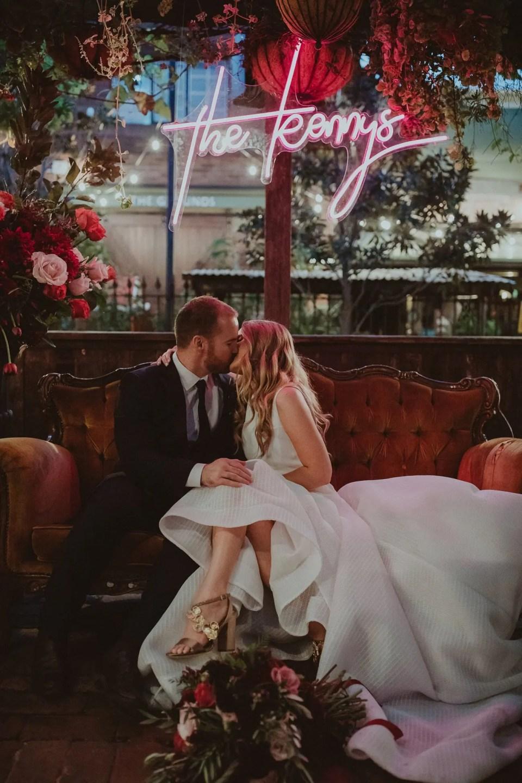 Stylish Wedding Decorations on Etsy
