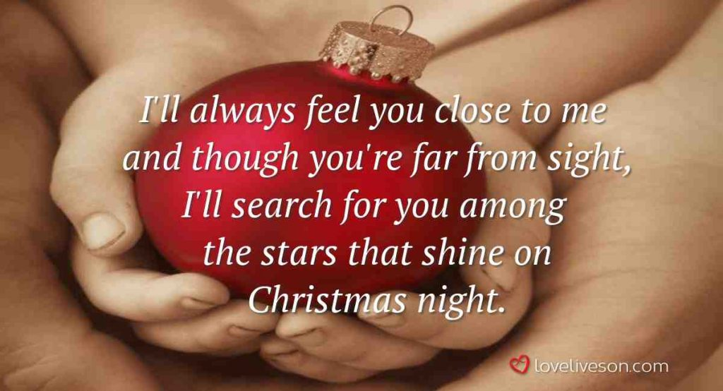 Christmas You Poem 1st Without