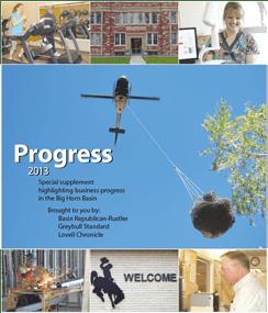 Big Horn County Progress Edition 2013