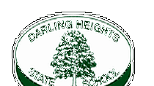 darling heights state school logo