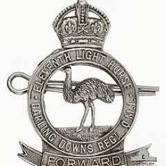 11th_Light_Horse_hat_badge