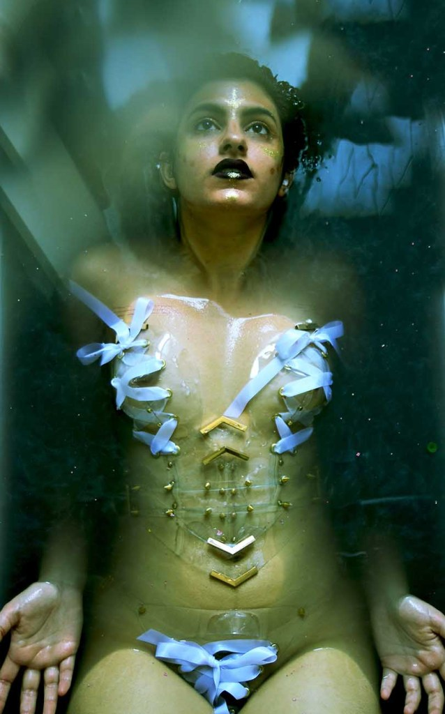 pvc lingerie