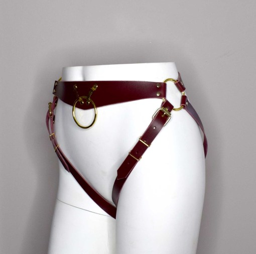 convertible harness panty
