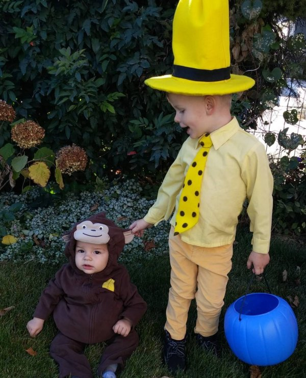 Super Creative Diy Family Halloween Costumes
