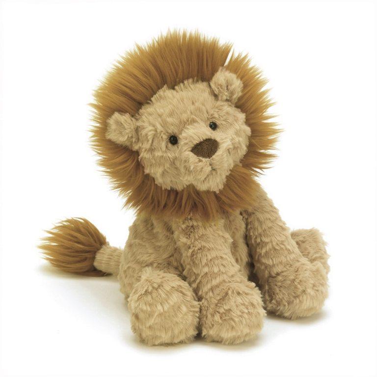 Jellycat - Peluche lion medium.