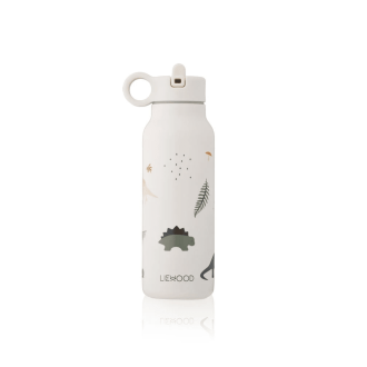 Gourde isotherme Falk 350 ml dino mix - LIEWOOD