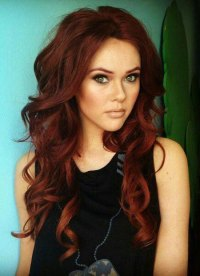 Best Red Hair Color | Hairstyles & Haircuts 2016 - 2017
