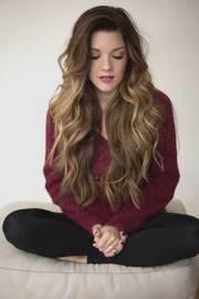 wavy hairstyles long hair