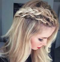 20 Hairstyles for Braided Hair   Hairstyles & Haircuts ...