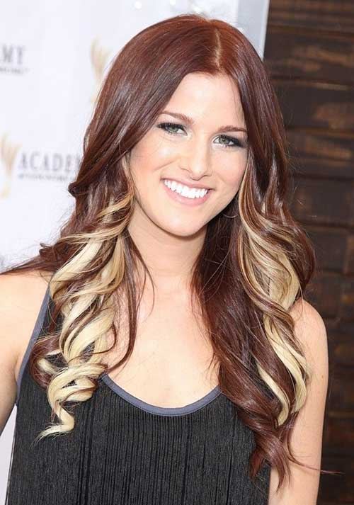 40 Blonde And Dark Brown Hair Color Ideas Hairstyles & Haircuts