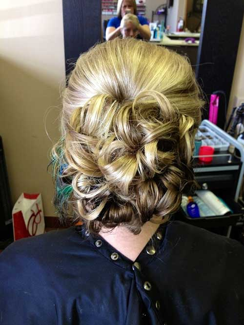 Best Hair Updos for Medium Length Hair  Hairstyles and Haircuts  LovelyHairstylesCOM