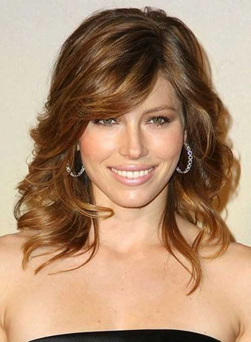 30 Best Curly Hair With Bangs Hairstyles & Haircuts 2016 2017