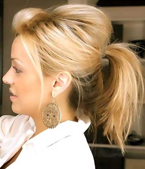 30 Easy And Cute Hairstyles Hairstyles & Haircuts 2016 2017