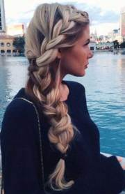 long hairstyles summer 2014