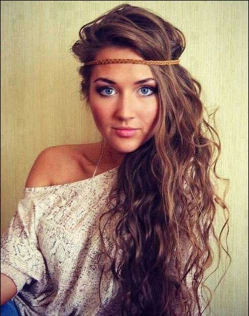 20 Best Long Hairstyles For Curly Hair Hairstyles & Haircuts