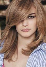 popular layered medium haircuts