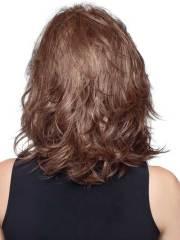 thick medium length hairstyles