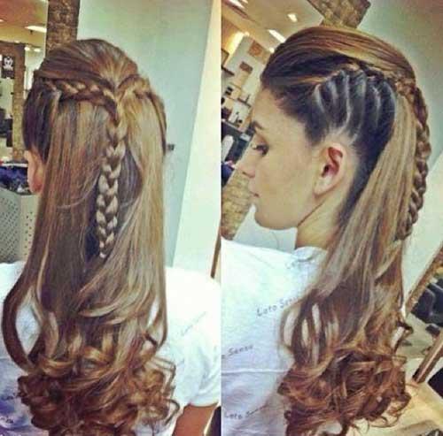 35 Long Hair Braids Styles Hairstyles & Haircuts 2016 2017