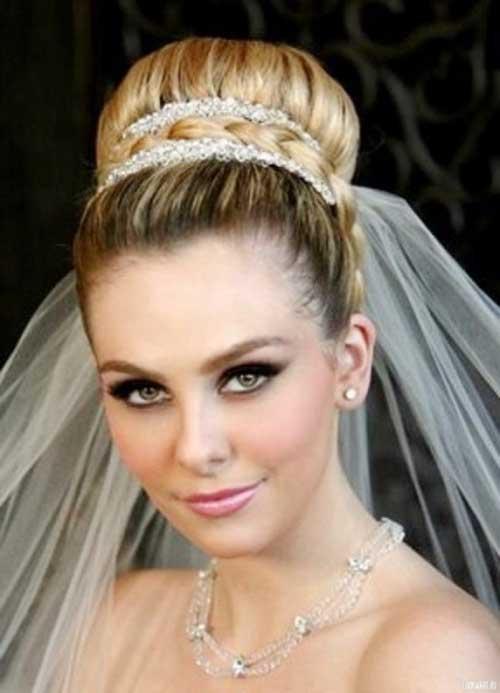 25 best wedding hair accessories hairstyles haircuts 2016 2017