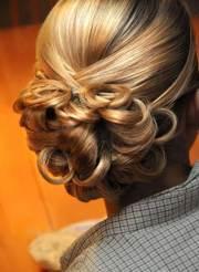 good bun wedding hairstyles