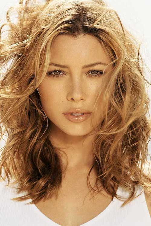 30 Mid Length Wavy Hairstyles Hairstyles Ideas Walk The Falls
