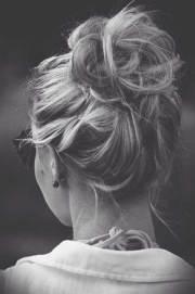 hair updos medium length