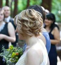 30 Wedding Hair Styles for Short Hair | Hairstyles ...