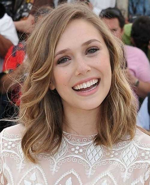25 Latest Medium Hairstyles for Wavy Hair  Hairstyles and