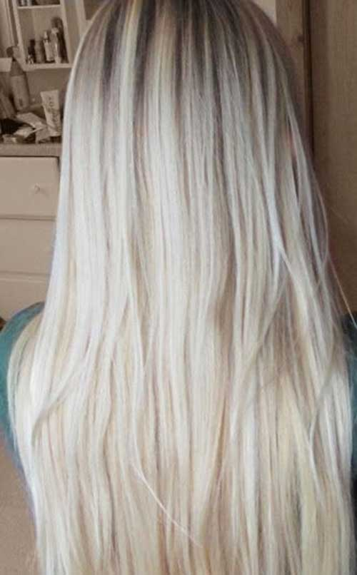 25 Cool Layered Long Hair Styles Hairstyles And Haircuts