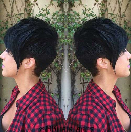 20 Long Pixie Haircut For Thick Hair Hairstyles And