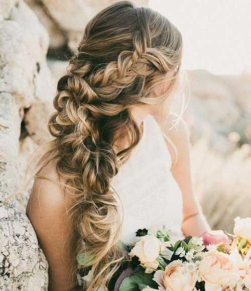 25 Wedding Hair Styles for Long Hair