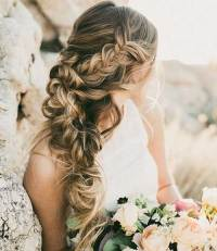 25 Wedding Hair Styles for Long Hair