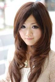asian long hairstyles