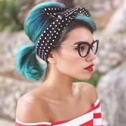 rockabilly style hair ladies