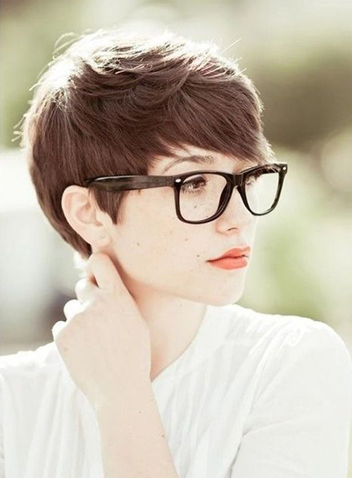 20 Best Hairstyles for Women with Glasses  Hairstyles and