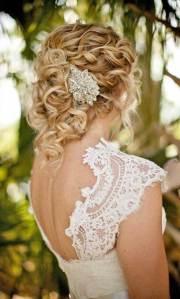 beautiful bridal updos long
