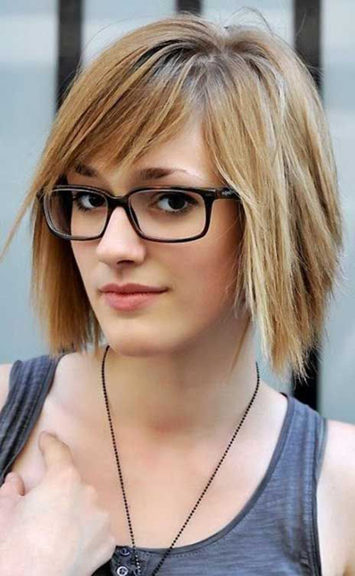 20 Best Hairstyles for Women with Glasses  Hairstyles  Haircuts 2016  2017